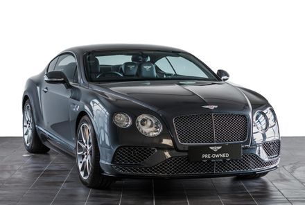 Bentley Continental GT Coupe V8 S
