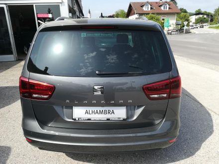 SEAT Alhambra Xcellence TDI