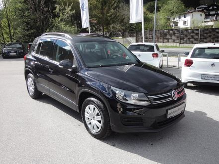 VW Tiguan Basis TDI BMT