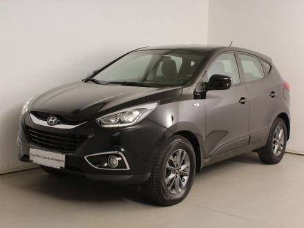 Hyundai iX35 2,0 CRDi Limited Edition