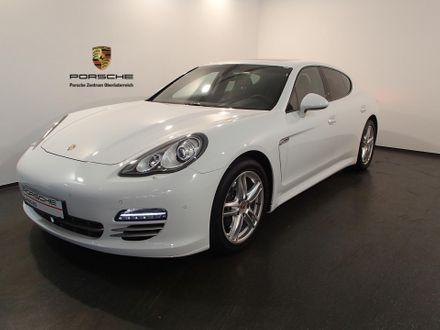 Porsche Panamera Diesel Platinum Edition