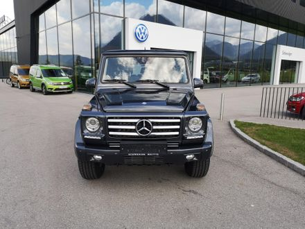 Mercedes G350 BlueTEC Station Wagen