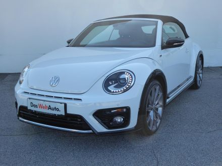 VW The Beetle Cabriolet Highline TSI DSG