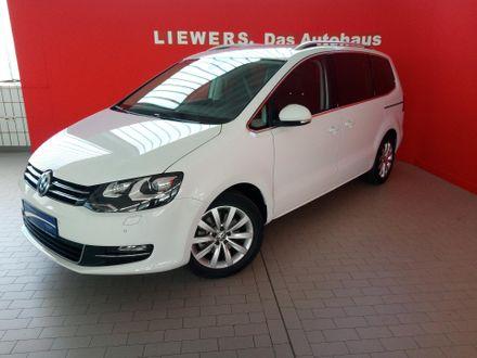 VW Sharan Bus+ TDI SCR 4MOTION DSG 7-Sitzer