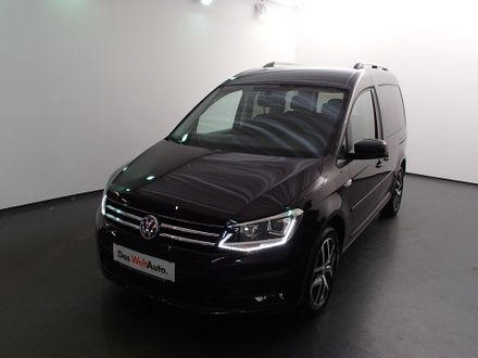 VW Caddy Comfortline TSI