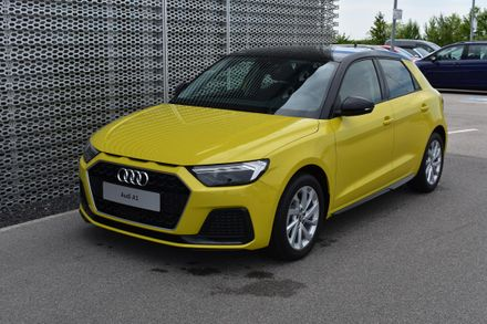 Audi A1 Sportback 25 TFSI advanced exterieur