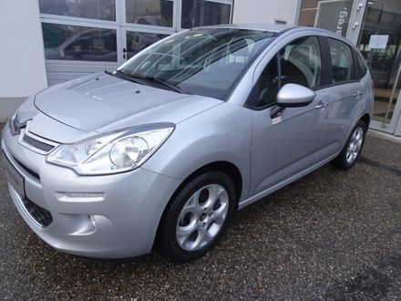 Citroën C3 VTi 82 PureTech Seduction mit Fulldrive