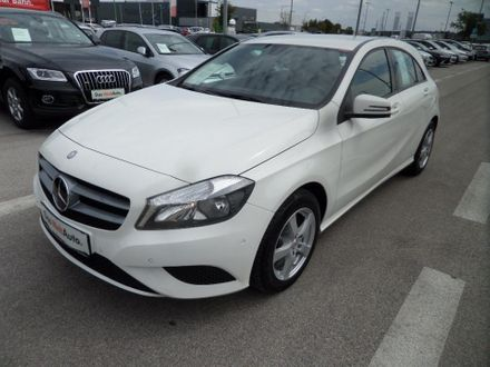 Mercedes A 180 BlueEfficiency