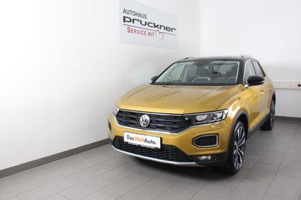 VW T-Roc Sport TDI SCR