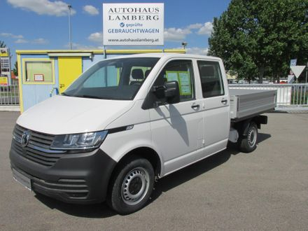 VW Doka-Pritsche Entry TDI