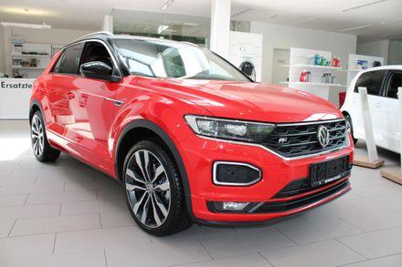 VW T-Roc Sport TDI SCR 4MOTION
