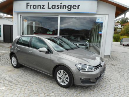 VW Golf Comfortline BMT TDI 4MOTION