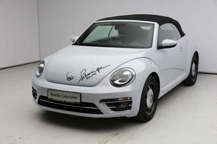 VW The Beetle Cabriolet Comfortline TSI