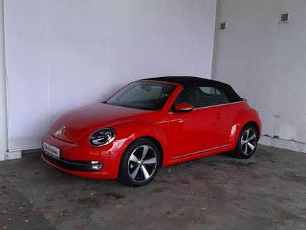 VW The Beetle Cabriolet Sport BMT TSI DSG