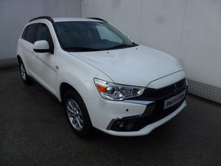 Mitsubishi ASX 1,6 DI-D LP Austria Edition Connect