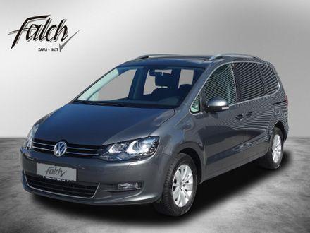 VW Sharan Business TDI SCR 4MOTION