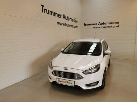 Ford Focus Traveller 1,5 TDCi Trend