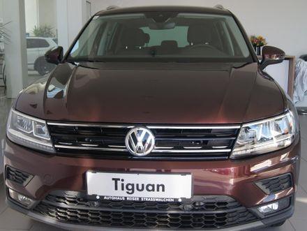 VW Tiguan Comfortline TDI SCR 4MOTION DSG