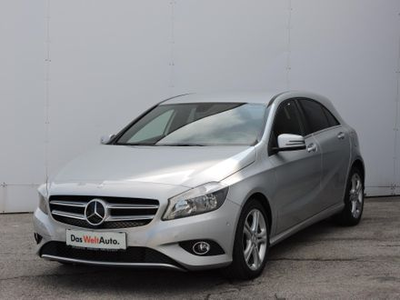 Mercedes A 180 BlueEfficiency Aut.