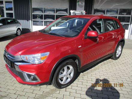 Mitsubishi ASX 1,6 DI-D LP Inform Plus