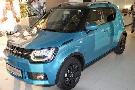 Suzuki Ignis 1,2 DualJet Hybrid 4WD shine