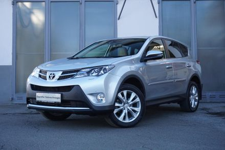 Toyota RAV4 2,0 Valvematic Executive 4WD Aut.