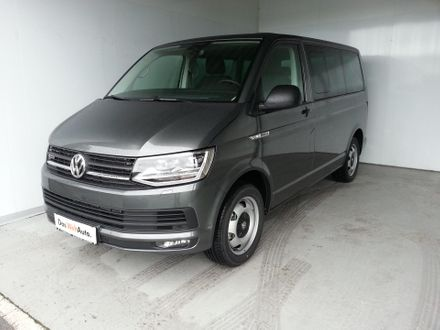 VW Multivan Austria TDI 4MOTION