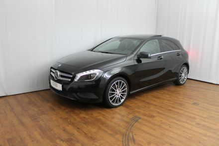 Mercedes A 220 CDI BlueEfficiency 4MATIC Aut.