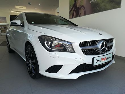 Mercedes CLA 180 Shooting Brake Aut.