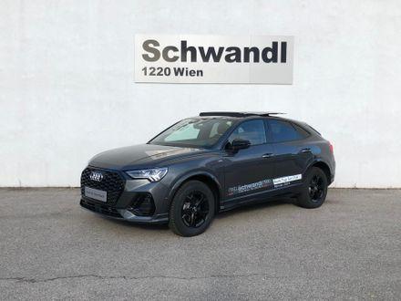 Audi Q3 Sportback 35 TDI S line exterieur