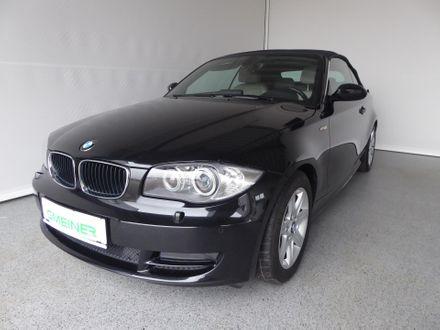 BMW 120d Cabrio Österreich-Paket