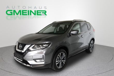 Nissan X-TRAIL 1,7dCi N-Connecta Aut. ALL-MODE 4x4i