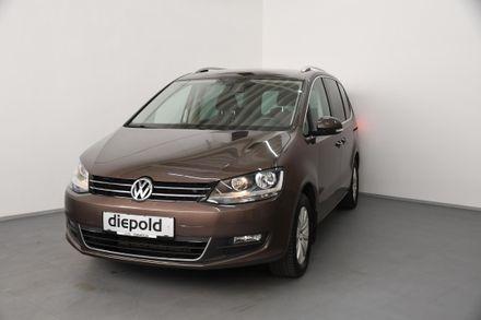 VW Sharan Comfortline BMT TDI 4MOTION
