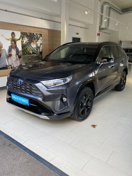 Toyota RAV4 2,5 Hybrid VIP AWD