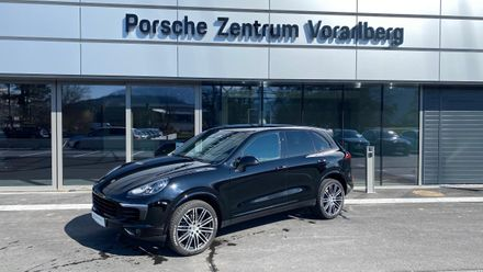 Porsche Cayenne Diesel Platinum Edt II FL abMJ18