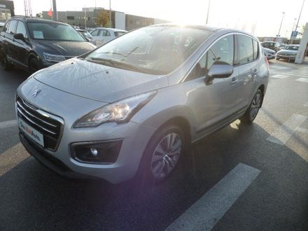 Peugeot 3008 1,6 HDi 110 FAP Comfort