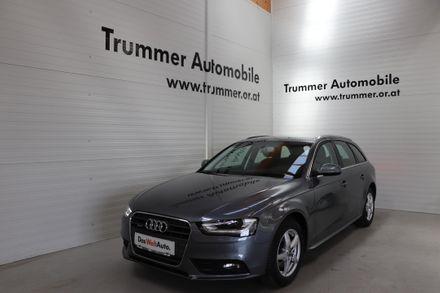 Audi A4 Avant 2.0 TDI quattro daylight