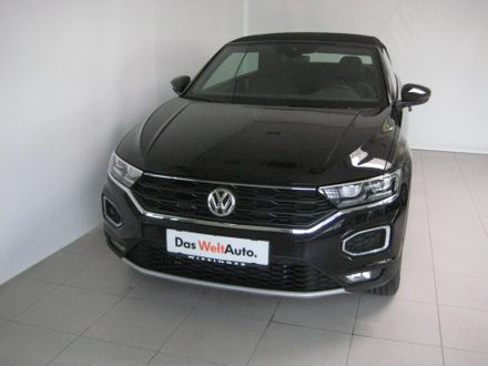 VW T-Roc Cabriolet Style TSI DSG