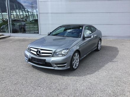 Mercedes C 350 BlueEfficiency Coupe Aut.