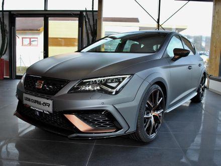 SEAT Leon Cupra R 310 TSI
