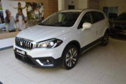 Suzuki SX4 S-Cross 1,4 DITC flash