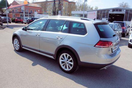 VW Golf Alltrack TDI 4MOTION