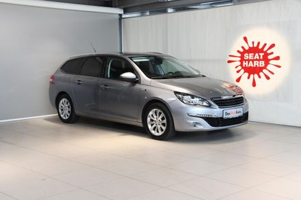 Peugeot 308 SW 1,6 BlueHDi 100 Style S&S
