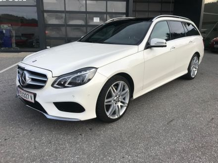 Mercedes E 350 T BlueTEC 4MATIC Avantgarde A-Edition Plus Aut.