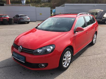 VW Golf Rabbit Variant BMT TDI