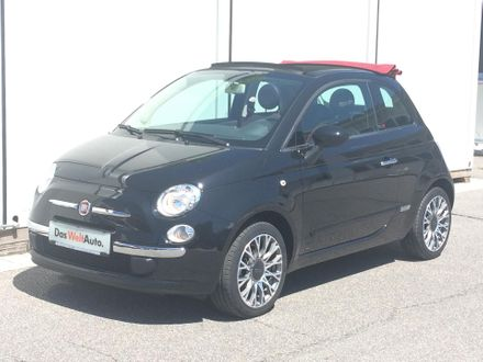 Fiat 500C 1,2 69 Lounge