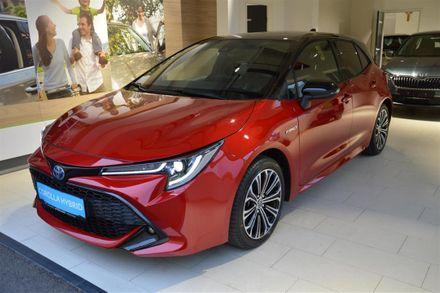 Toyota Corolla 2,0 Hybrid Style