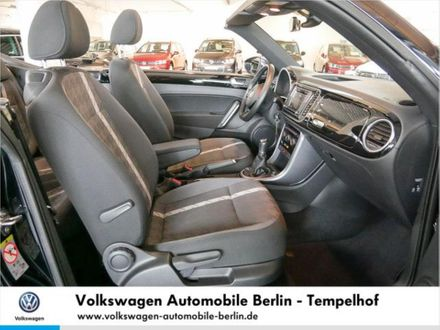 VW The Beetle Cabriolet BMT TDI