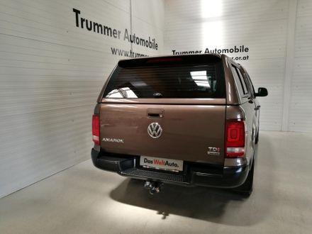 VW Amarok Austria TDI 4x4 zuschaltbar
