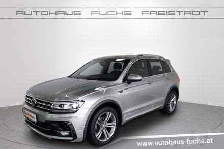 VW Tiguan Highline TDI SCR DSG
